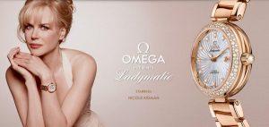 Những thương hiệu nổi tiếng : OMEGA