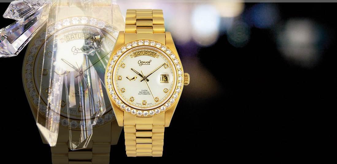 5 Đặc Điểm Nhận Biết đồng hồ Ogival Thật – Giả