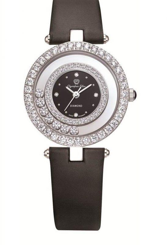 Đồng hồ nữ OPA28019DLS-GL-D Olympia Star chính hãng
