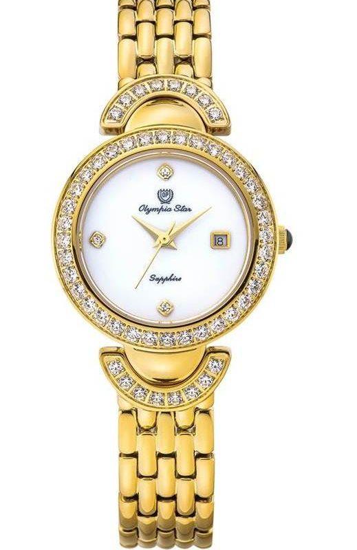 Đồng hồ nữ OPA28025DLK-T Olympia Star chính hãng