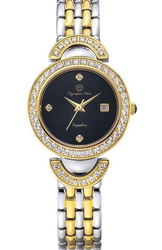Đồng hồ nữ OPA28025DLSK-D Olympia Star