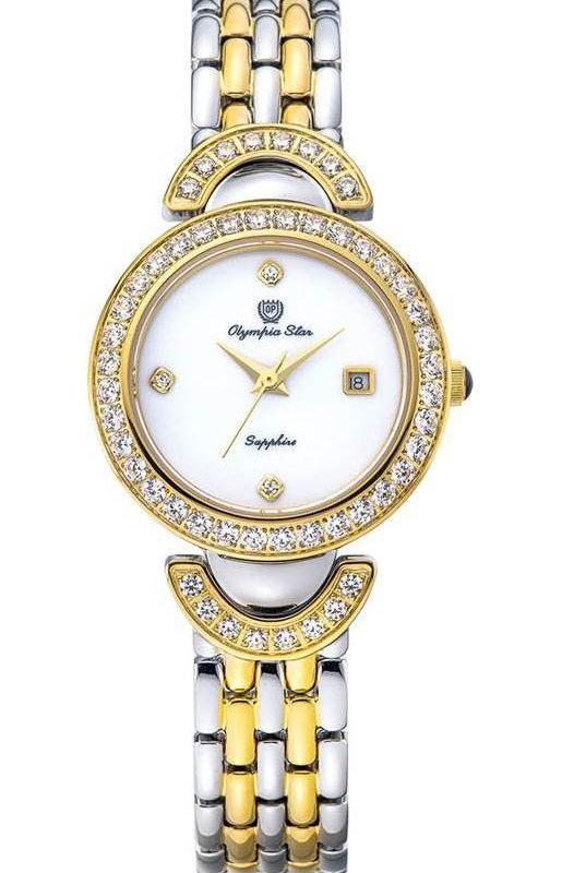 Đồng hồ nữ OPA28025DLSK-T Olympia Star chính hãng